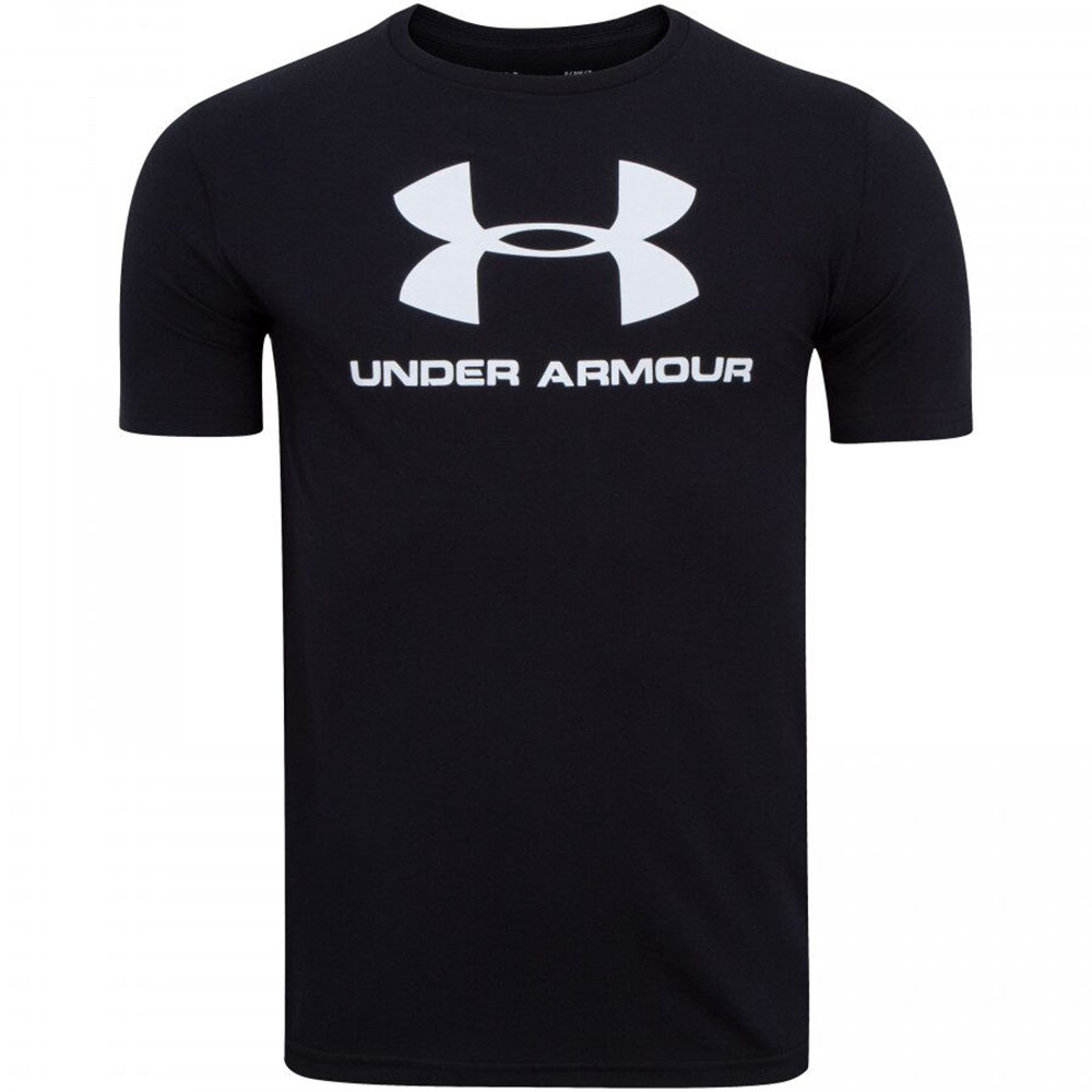 Camiseta Under Armour Sportstyle 1359394 Masculina