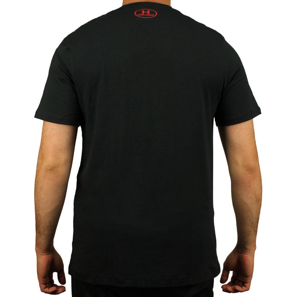 Camiseta Under Armour Brazil Sportstyle 3