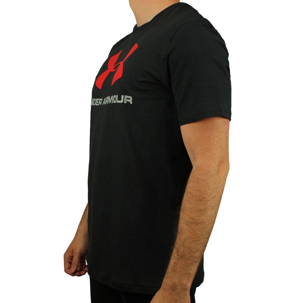 Camiseta Under Armour Brazil Sportstyle 4
