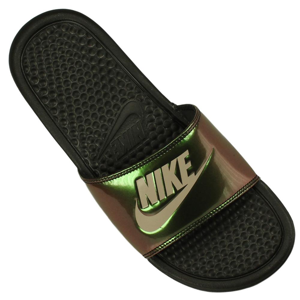 Chinelo Nike Benassi JDI Print 4