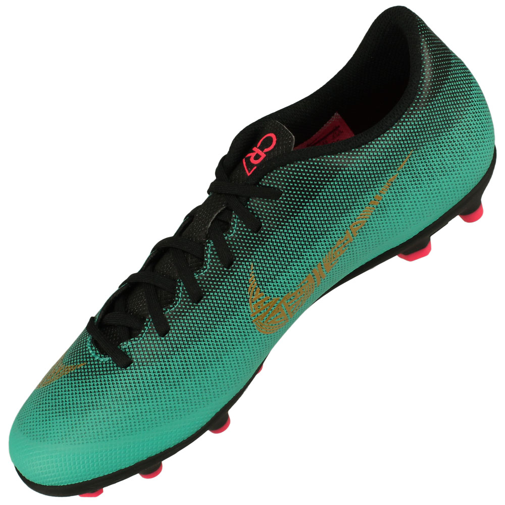 Chuteira Campo Nike Vapor 12 Club CR7 2