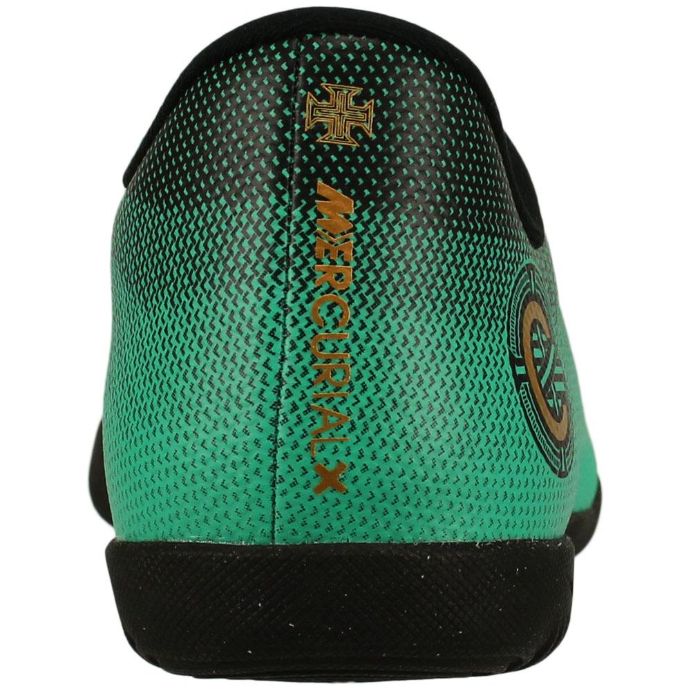33b0bd6533b Chuteira Futsal Nike Mercurial Vaporx 12 Club CR7 Juvenil