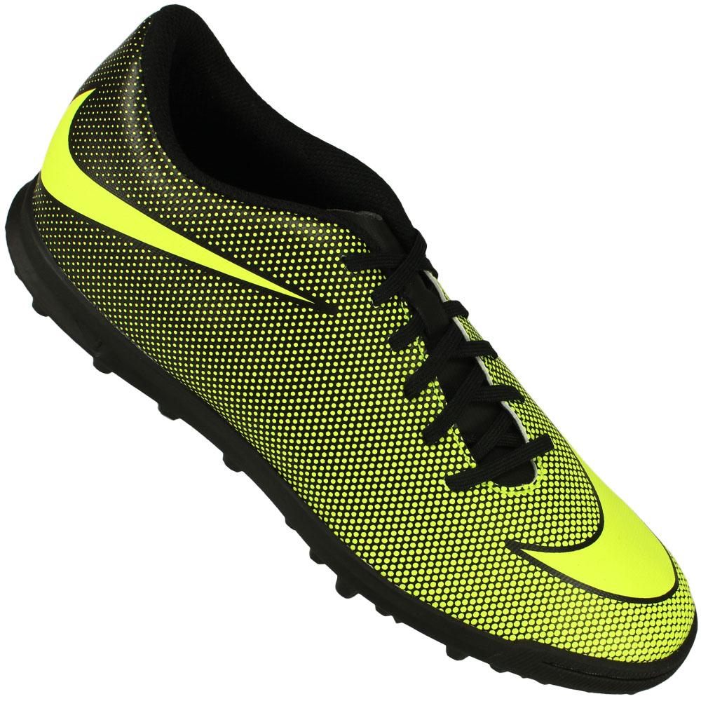 Chuteira Society Nike Bravata II TF