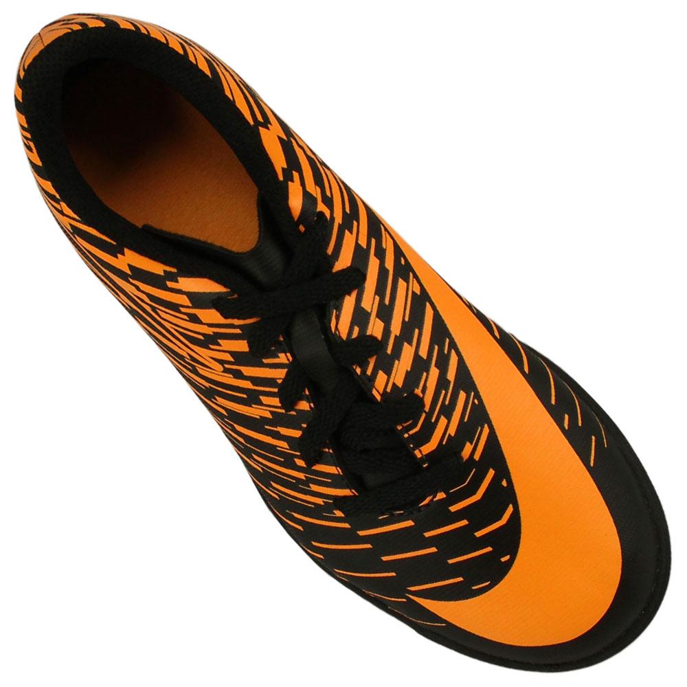 5f1a57e3bc Chuteira Society Nike Bravata II Tf Juvenil