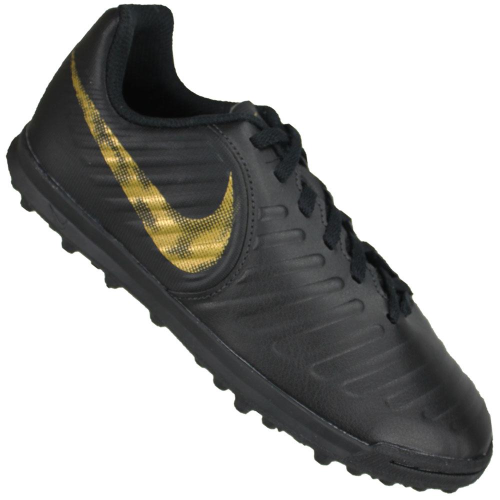Chuteira Society Nike Legendx 7 Club Juvenil
