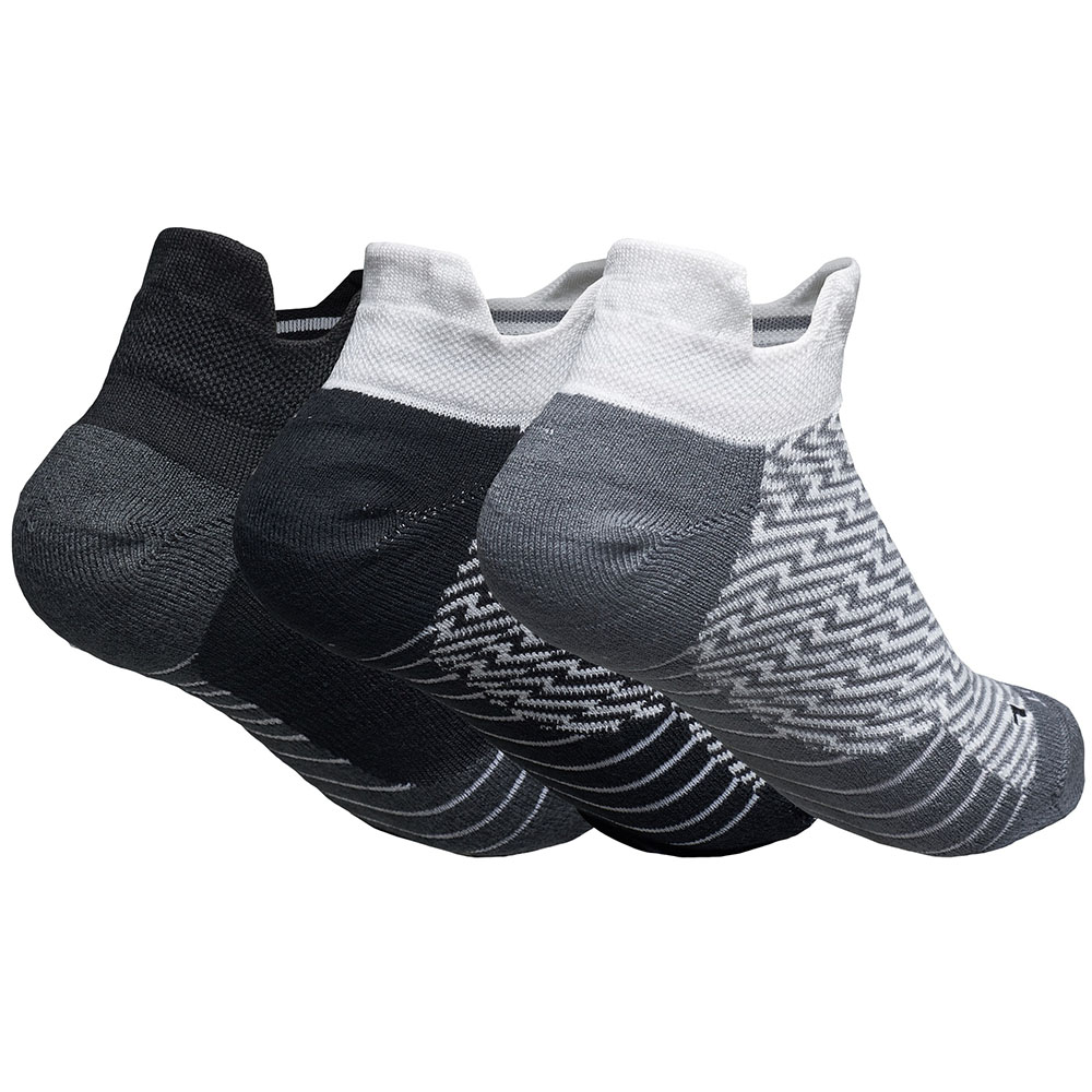 Kit 3 Meias Nike Cano Baixo Dri-fit Cushion 2