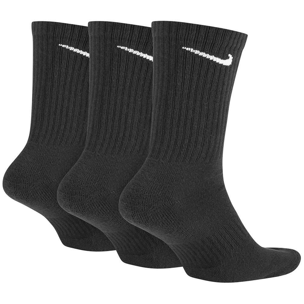 Kit 3 Pares de Meias Nike Everyday Crew 2
