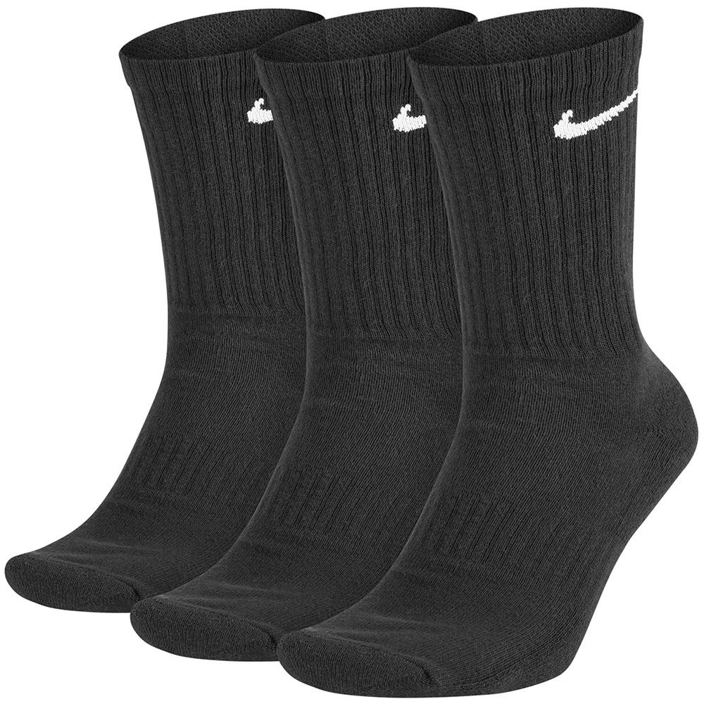 Kit 3 Pares de Meias Nike Everyday Crew