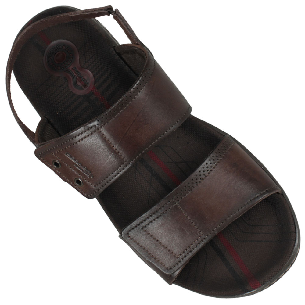 Sandália Masculina Pegada Confortável Pinhão 3