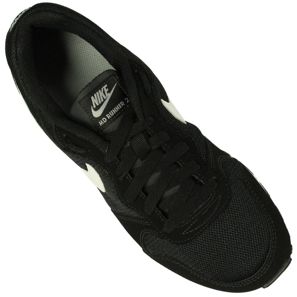 Tênis Nike Md Runner 2 Gs Juvenil 94b538ac289ae