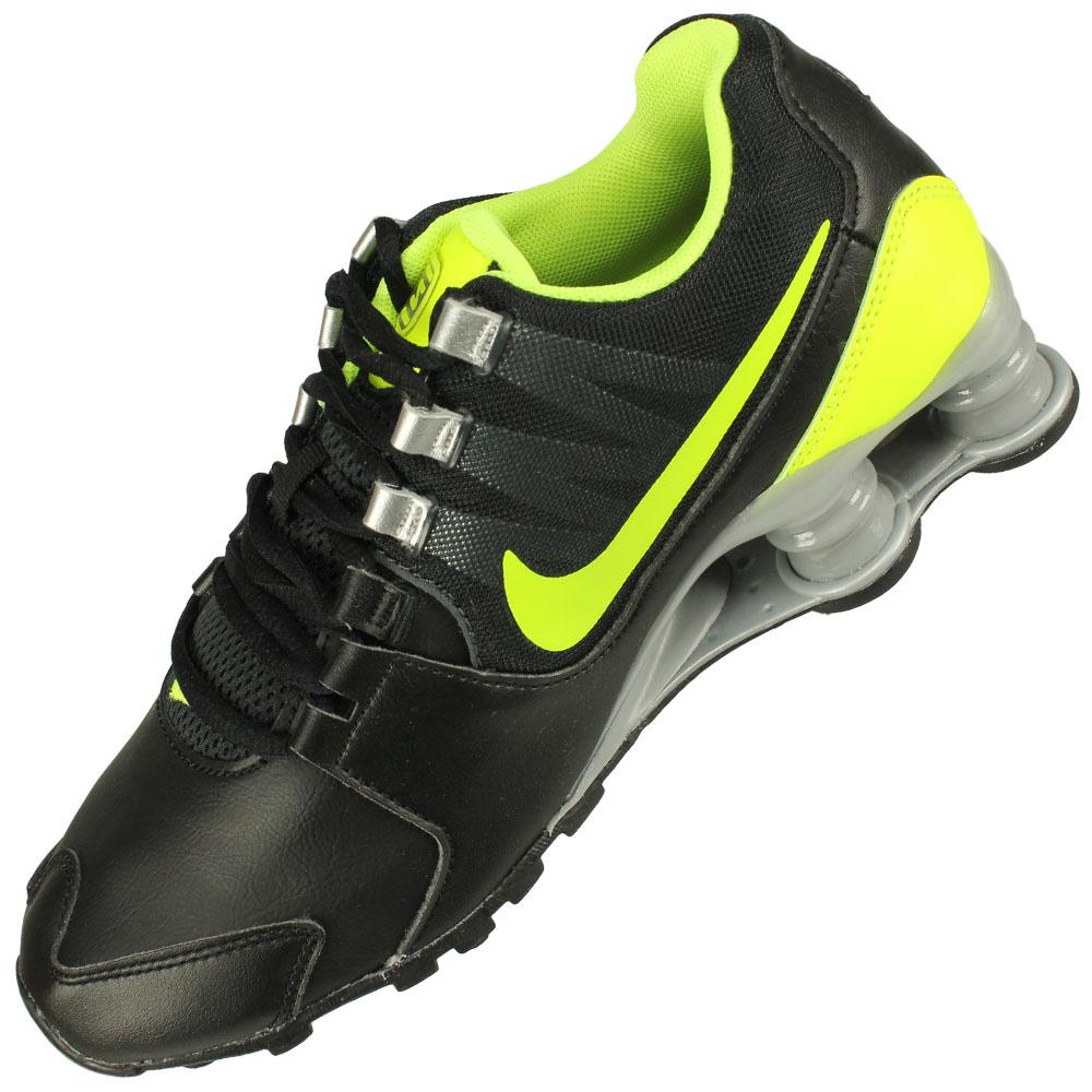 01927734428 ... Tennis Shoes white pink nike shox avenue yellow ...
