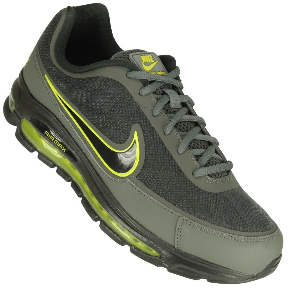 2d9f0d181d0c06 Tênis Nike Air Max Nitro