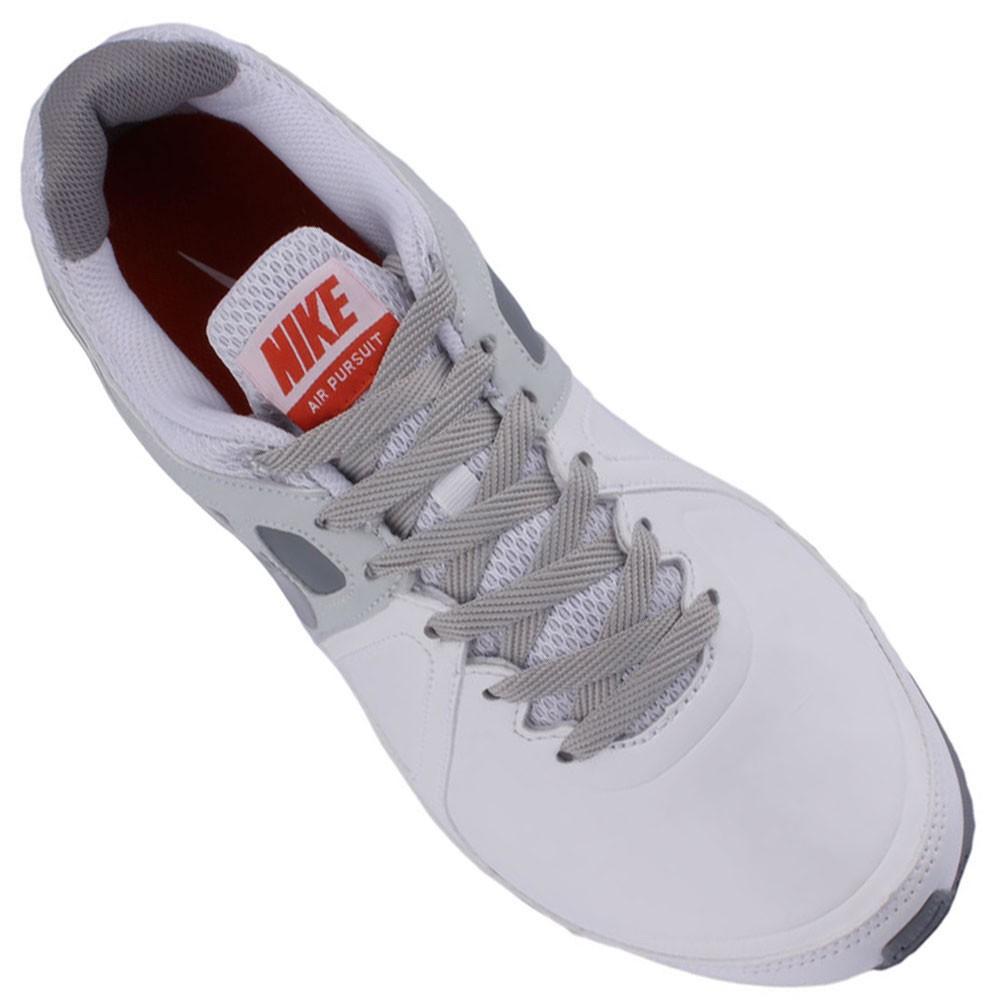 e1dae8a5e Tênis Nike Air Max Pursuit SI SL Masculino Branco Cinza