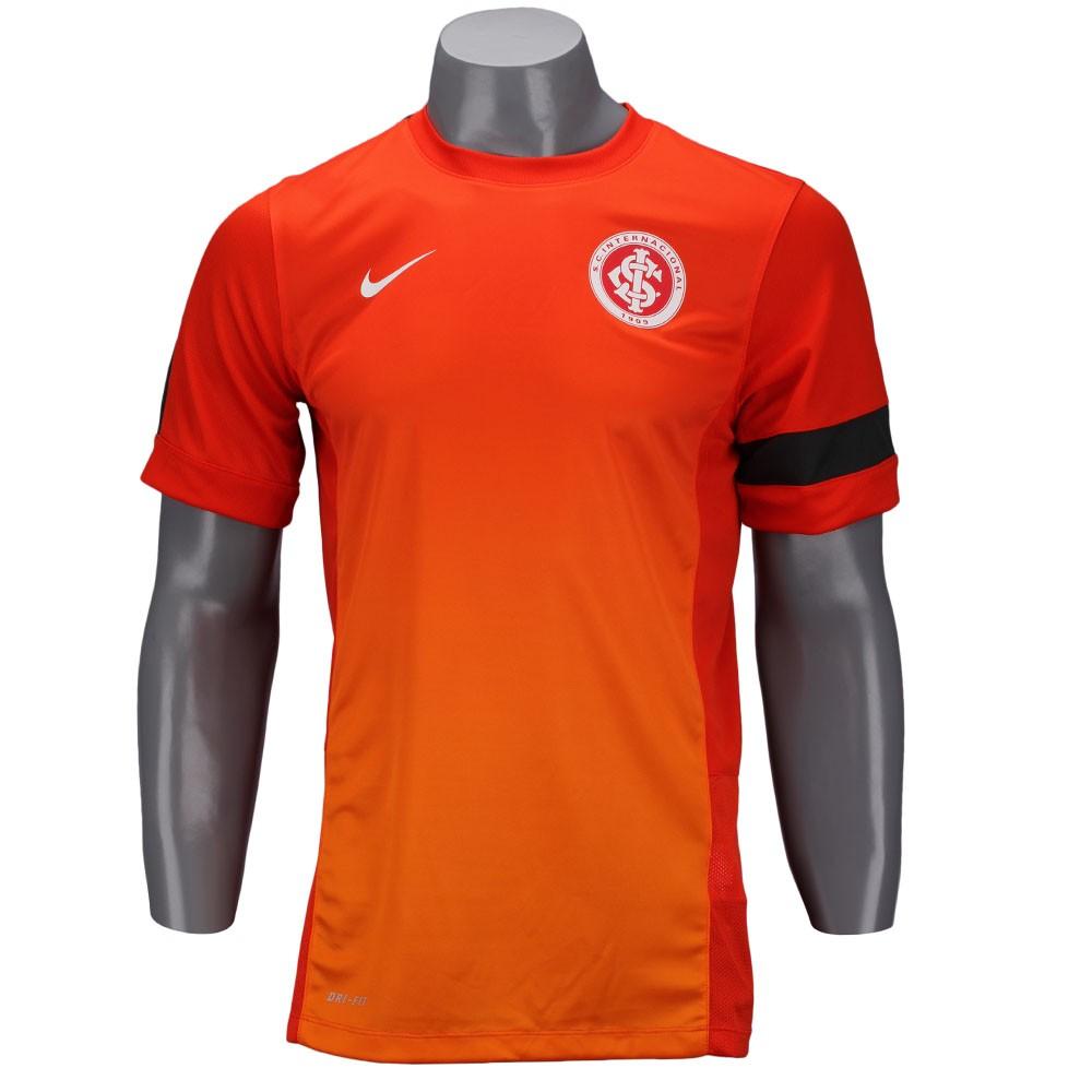 58a3df3a7ed Camisa Nike Internacional Treino 2013