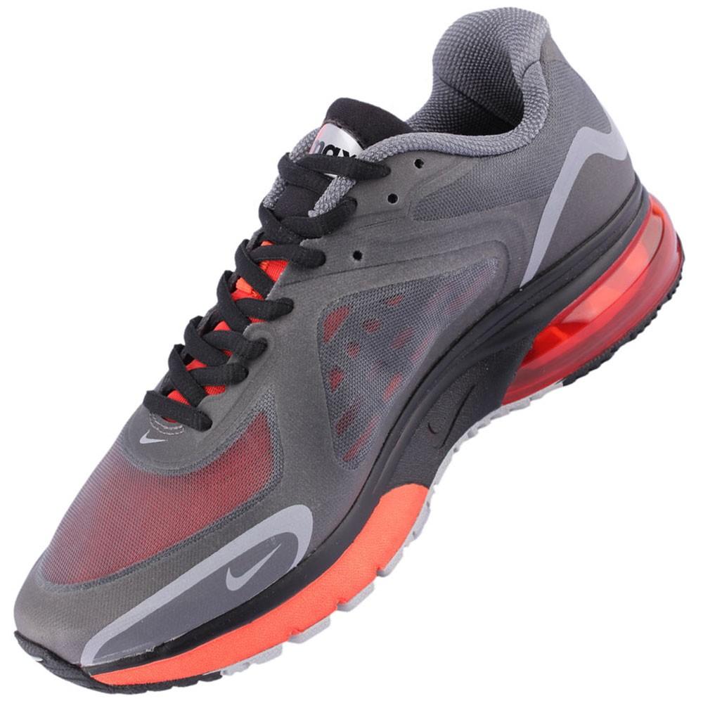 9a36316d2a Tênis Nike Air Max Alpha 2011+ Masculino Preto Laranja Prata 454347-080
