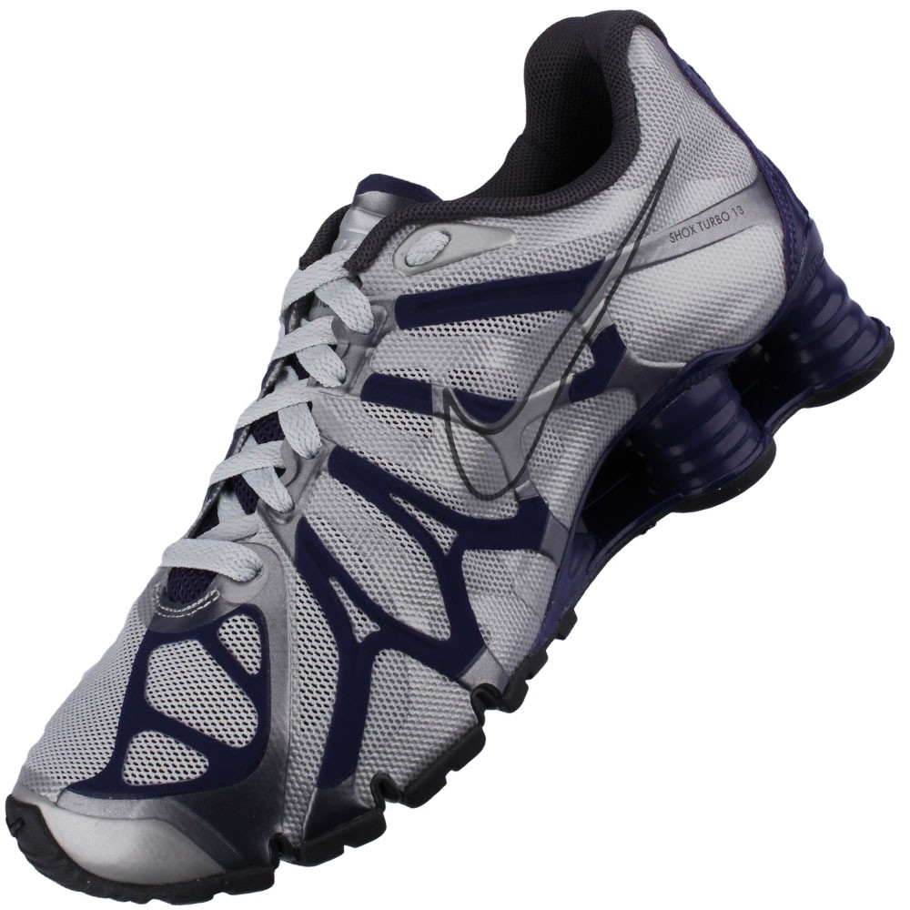 ab3d8eb7d9622 Tênis Nike Shox Turbo+ 13
