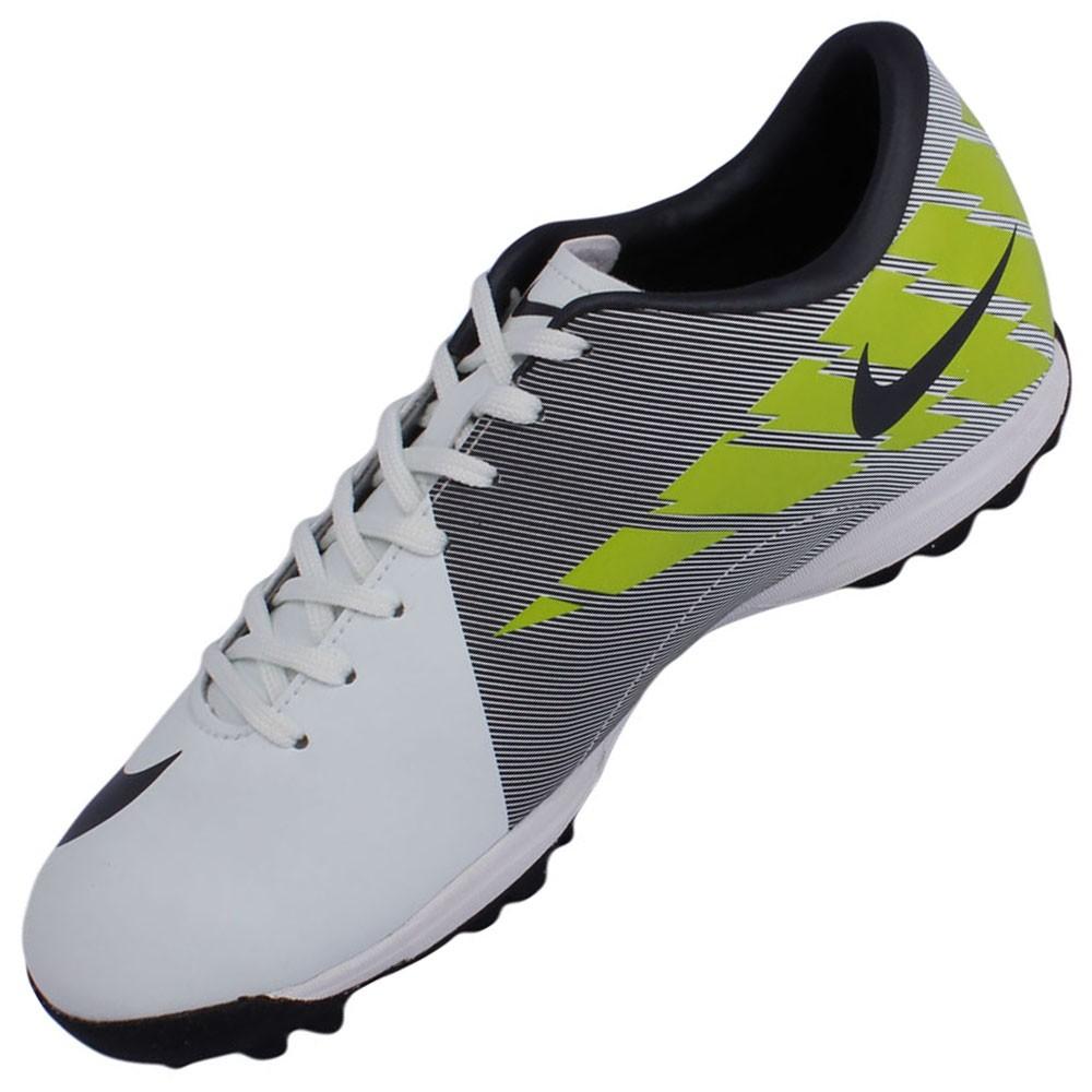 a9617d3e740a8 Chuteira Society Nike Mercurial Victory 2 TF Masculino Laranja Preto ...