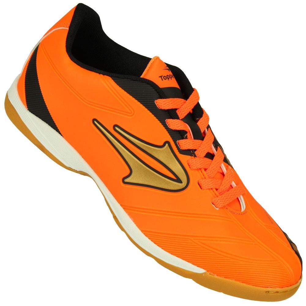 a0ba874370 Chuteira Futsal Topper Provoke II