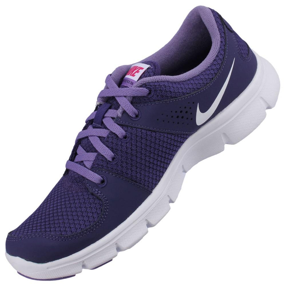 Freecs Original Nike - Tênis Nike Flex Experience RN Feminino Roxo ... 6f17f43803b34