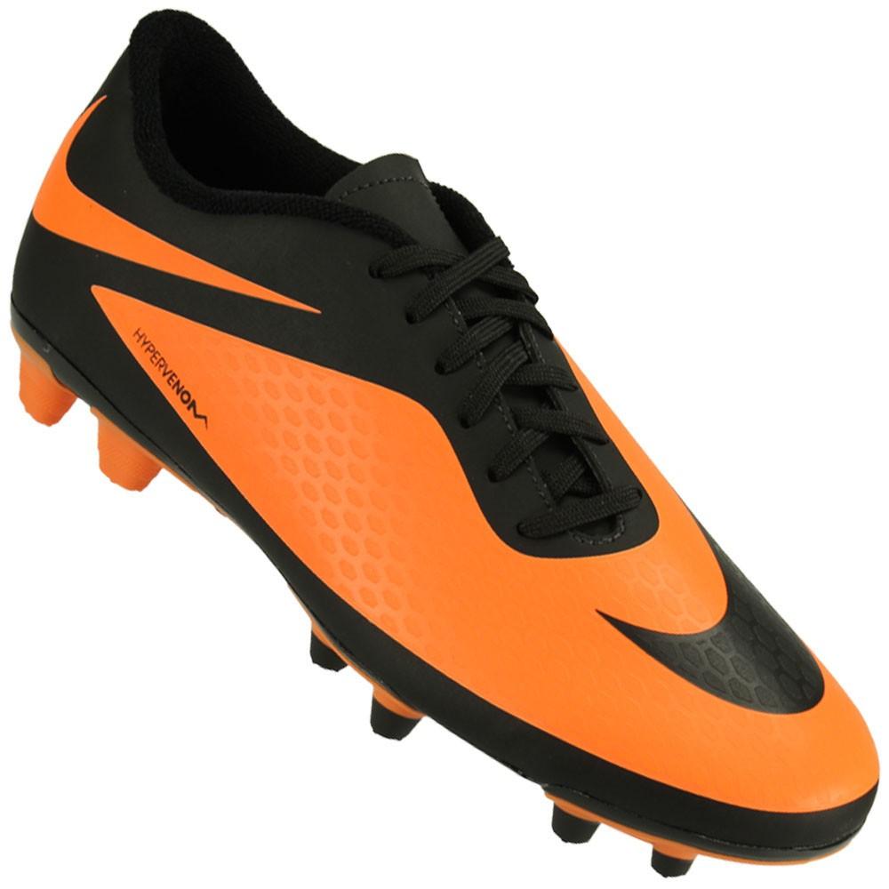 Chuteira Campo Nike Hypervenom Phade FG 4325008c97452