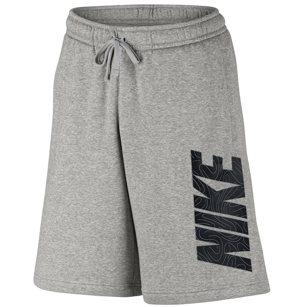 e2e7e9891c654 Bermuda Nike Moletom NSW FLC GX
