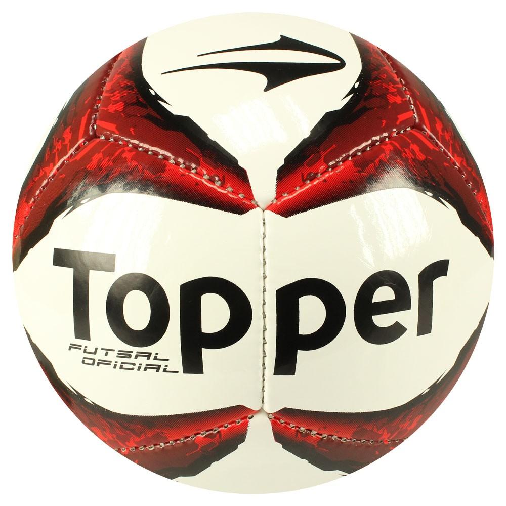 a410d7cf65 Bola Futsal Topper Ultra VII