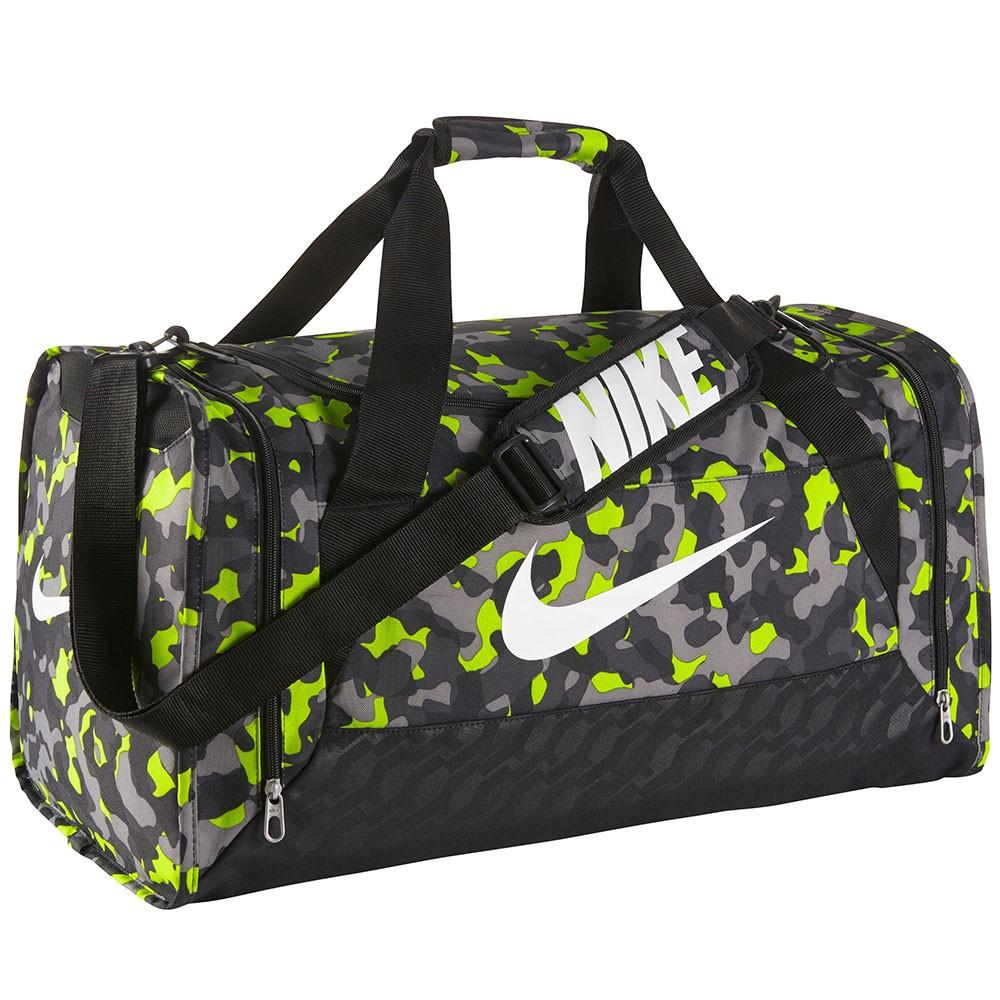 c501803a9 Bolsa Nike Brasilia 6 Duffel Graphic Med
