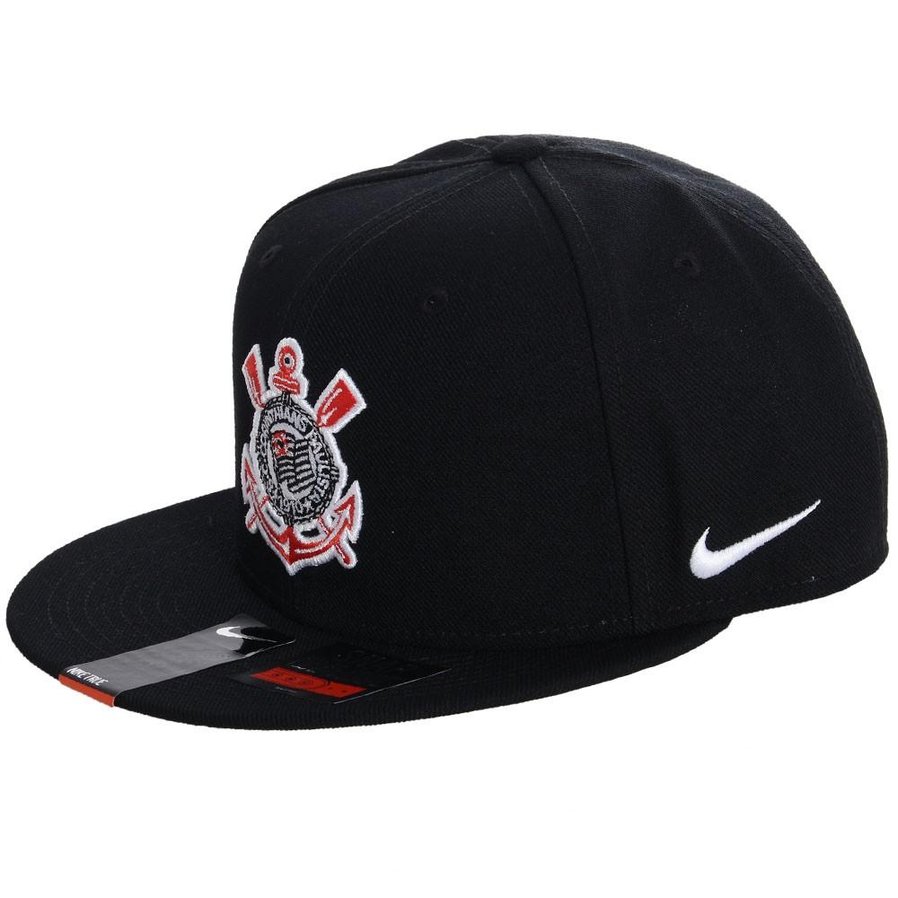 Boné Nike Corinthians Core 4237e9ee17a