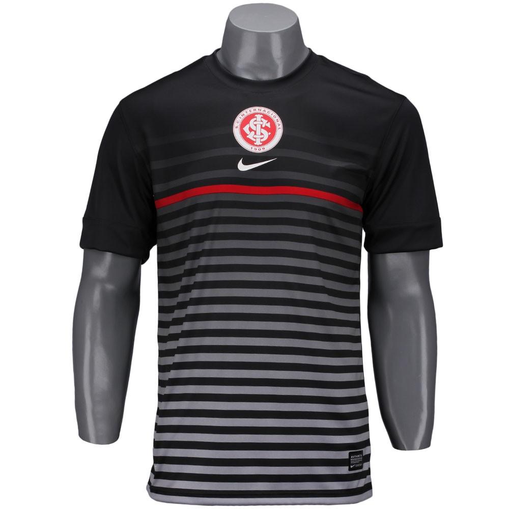 Camisa Nike Internacional SS Pre Match 2013 4052055761c02