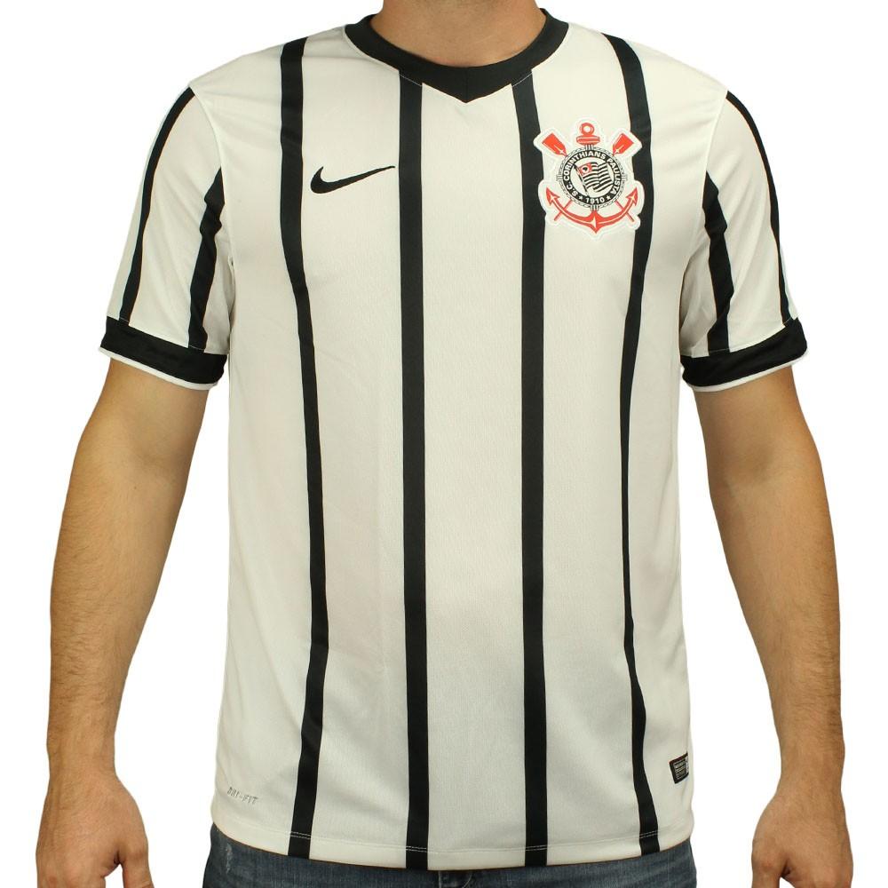 32bf22dbbc Camisa Nike Corinthians I 2015 Torcedor