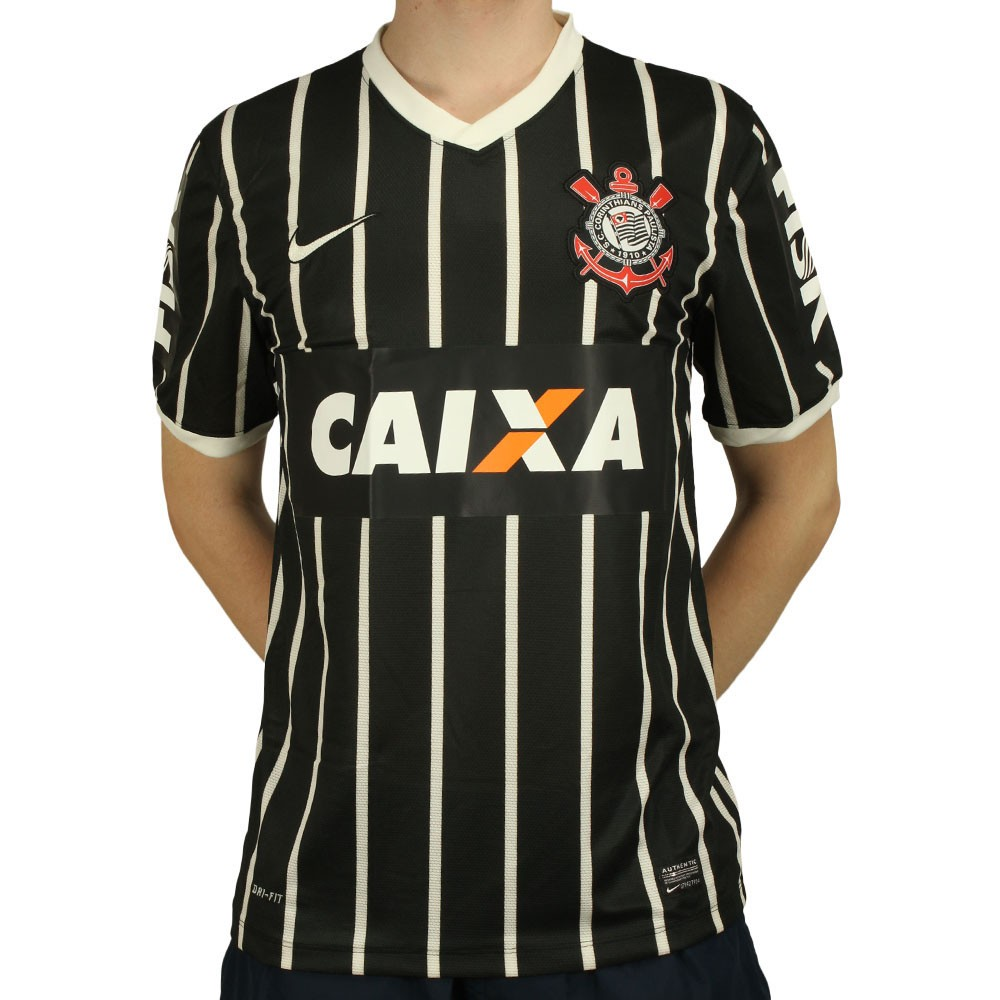 Camisa Nike Corinthians II 2014 5bb4ad13db23c