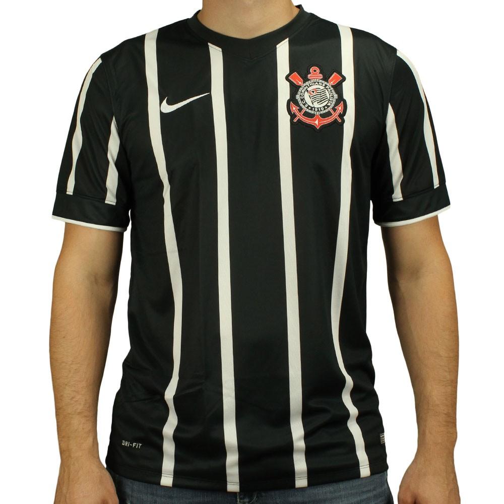 cc572e6214 Camisa Nike Corinthians II 2015 Torcedor