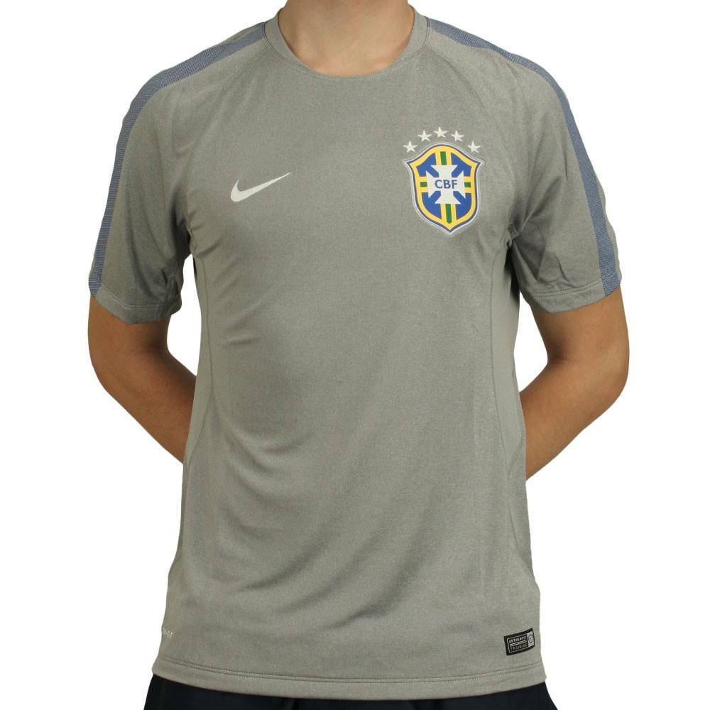 Camisa Nike Seleção Brasil Treino 2014 0dd93de892318