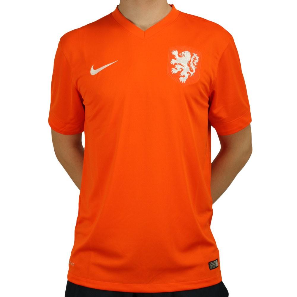 Camisa Nike Seleção Holanda Home 2014 cb24819c05691