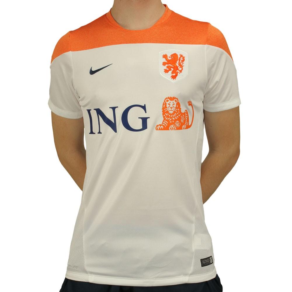 6cb49b2ed03da Camisa Nike Seleção Holanda Treino 2014