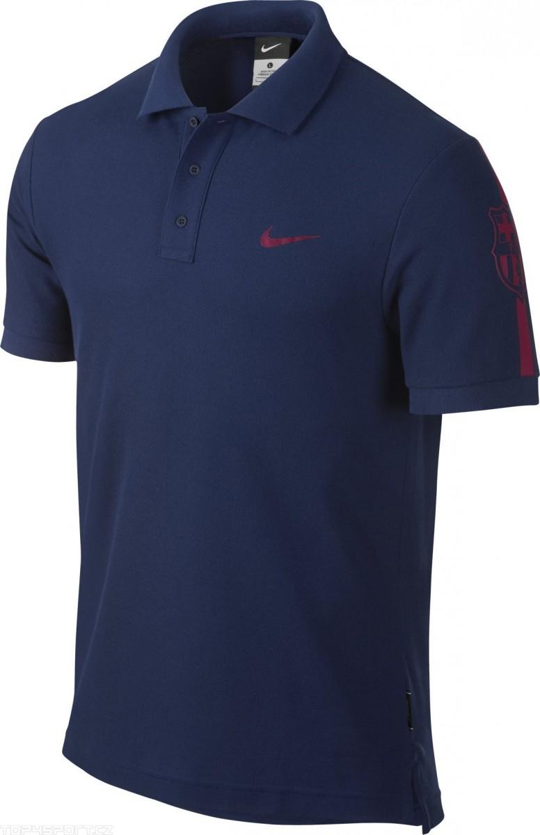 Camisa Polo Nike Barcelona 917d34719528a