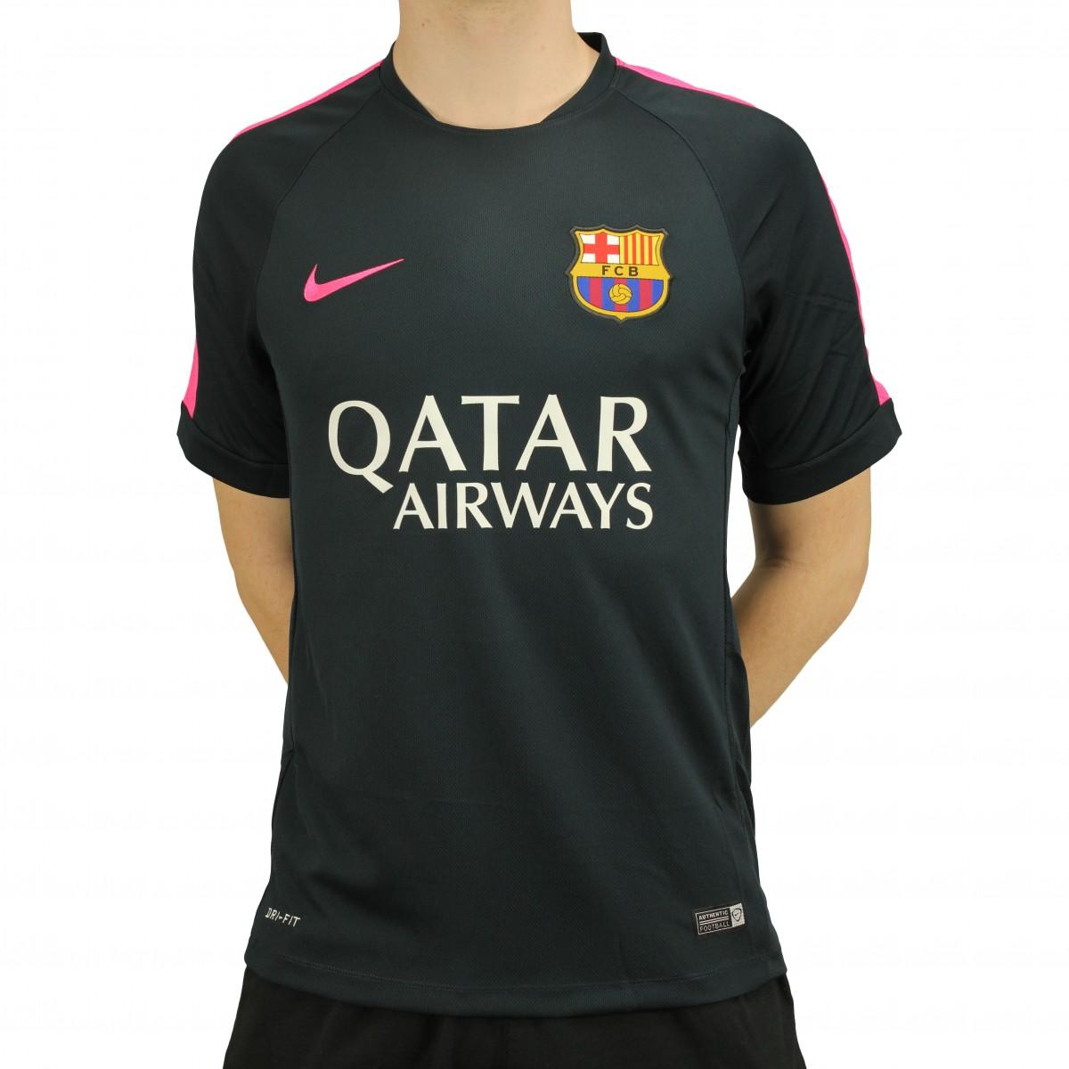 4e5603bb56 Camisa Nike Barcelona Treino 2014