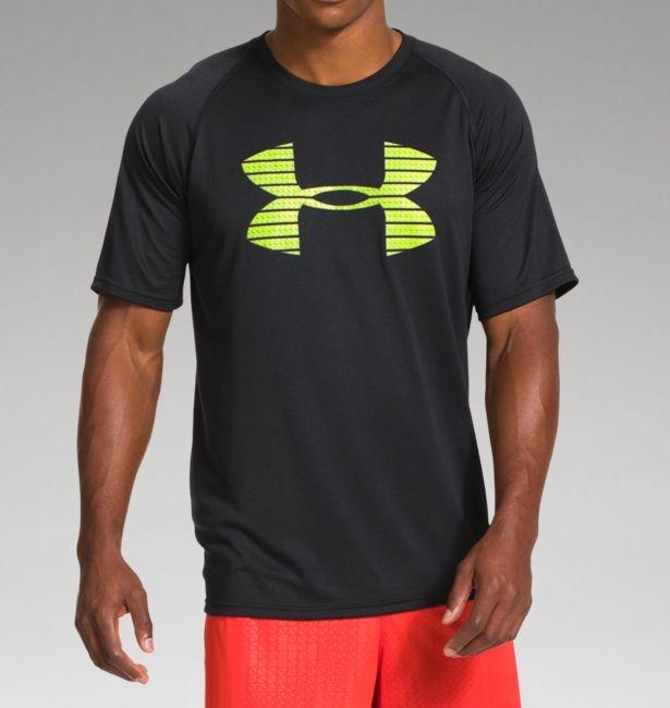 6d8755527ca Camiseta Under Armour Core Logo