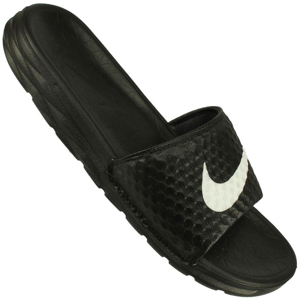 uk availability 0b812 c007b Chinelo Nike Benassi Solarsoft Tb