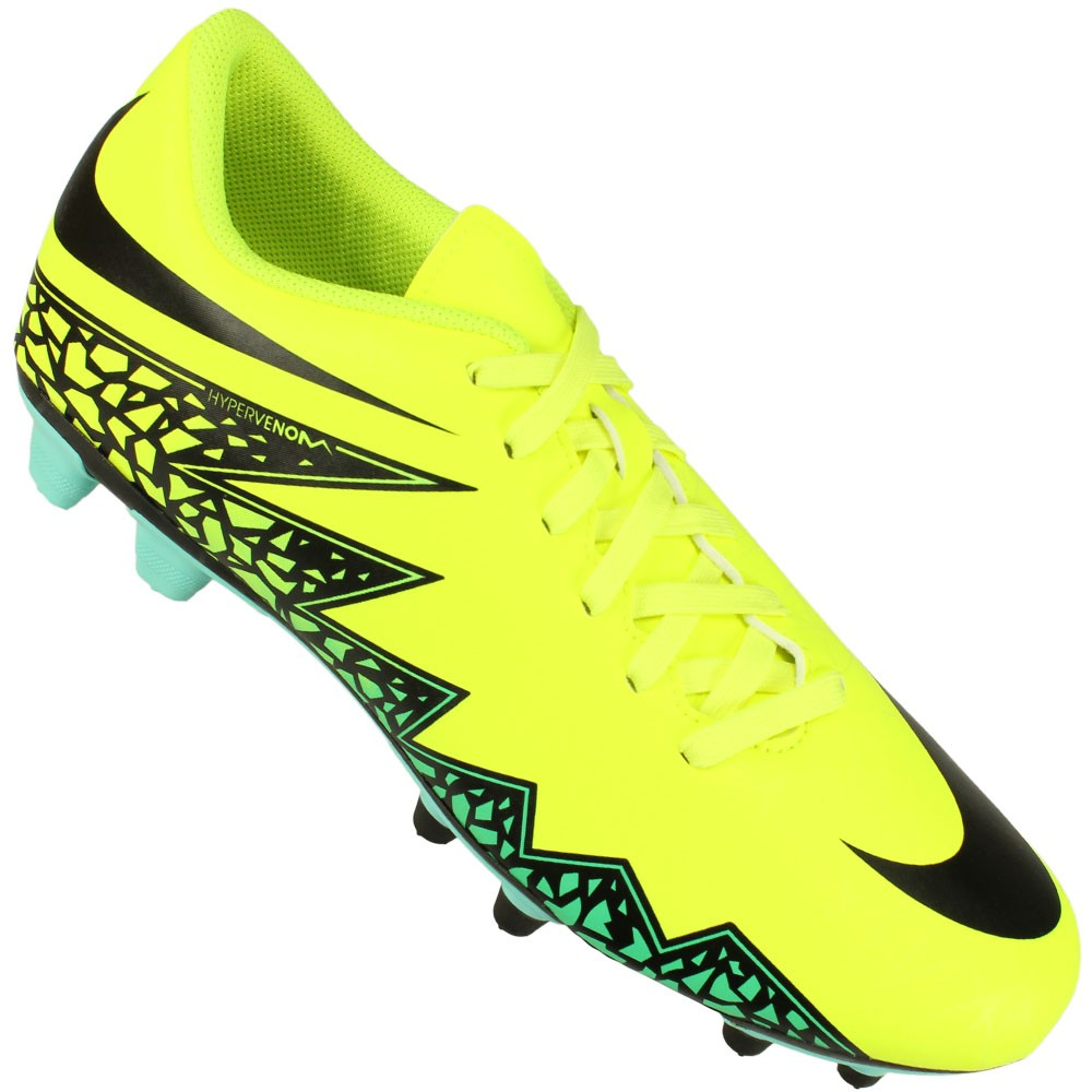 f1324e62be Chuteira Campo Nike Hypervenom Phade II FG