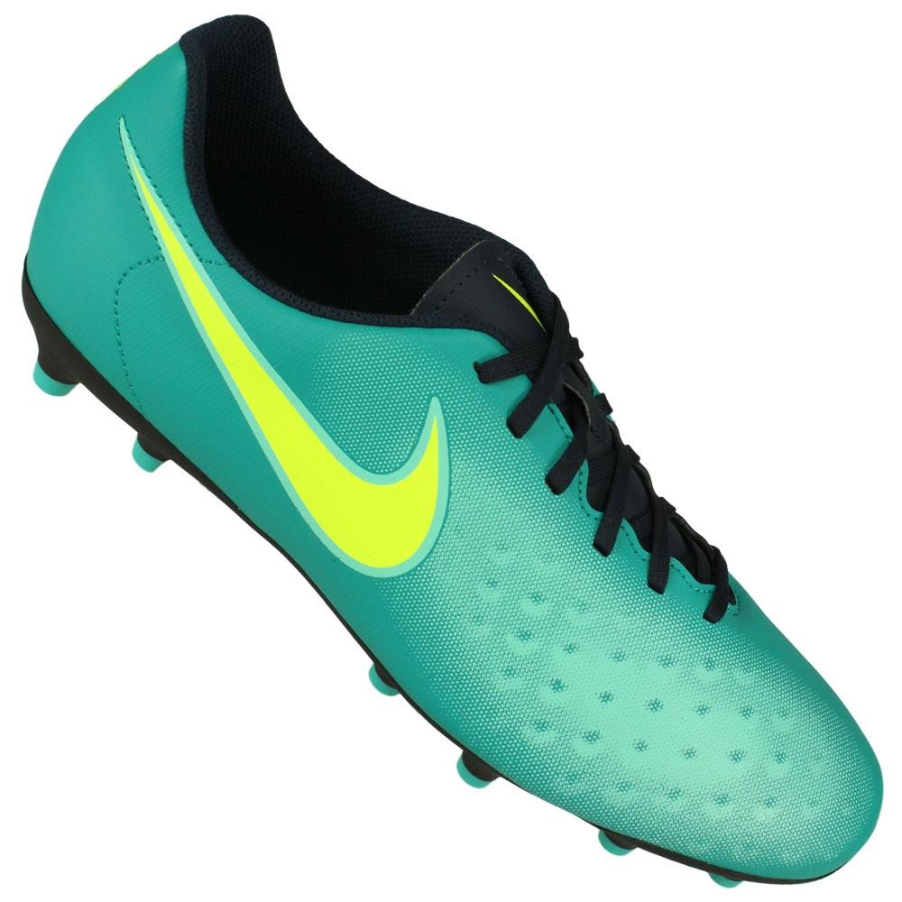 7b2baad475 Chuteira De Campo Nike Tiempo Rio Iii Fg 42 E 44 Roupas E Calçados