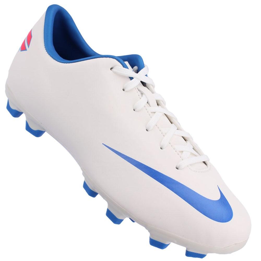 Chuteira Campo Nike Mercurial Victory 3 FG Juvenil f9aa2f4d70425