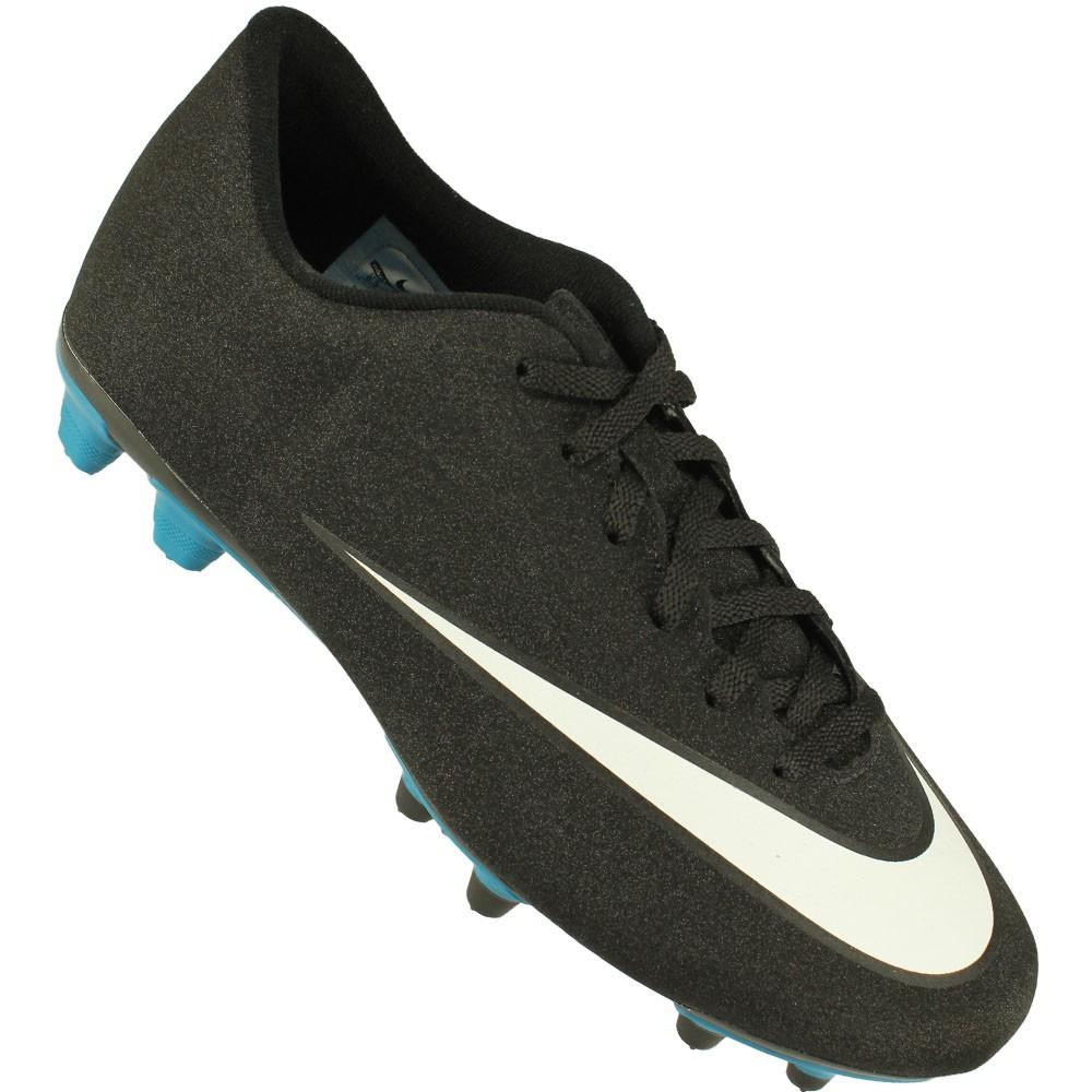 Chuteira Campo Nike Mercurial Vortex II CR7 00dd8a52a9292