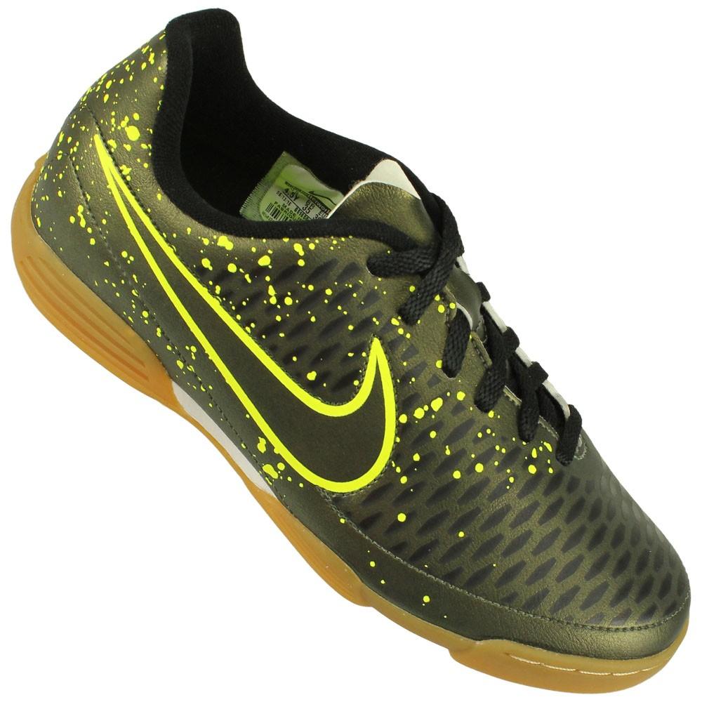 3b166cb0d5 Chuteira Futsal Nike Magista OLA IC Juvenil