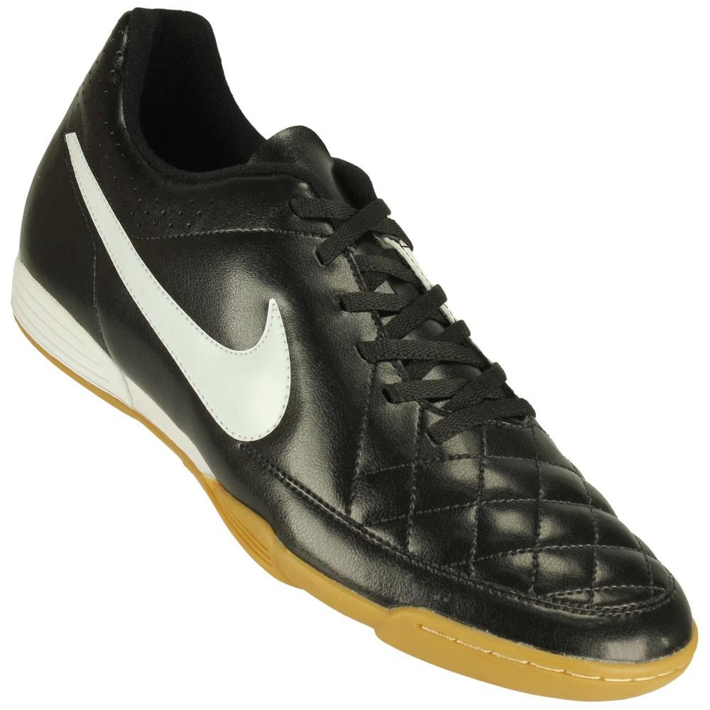 Chuteira Futsal Nike Tiempo Rio II IC 52b097886a9f4