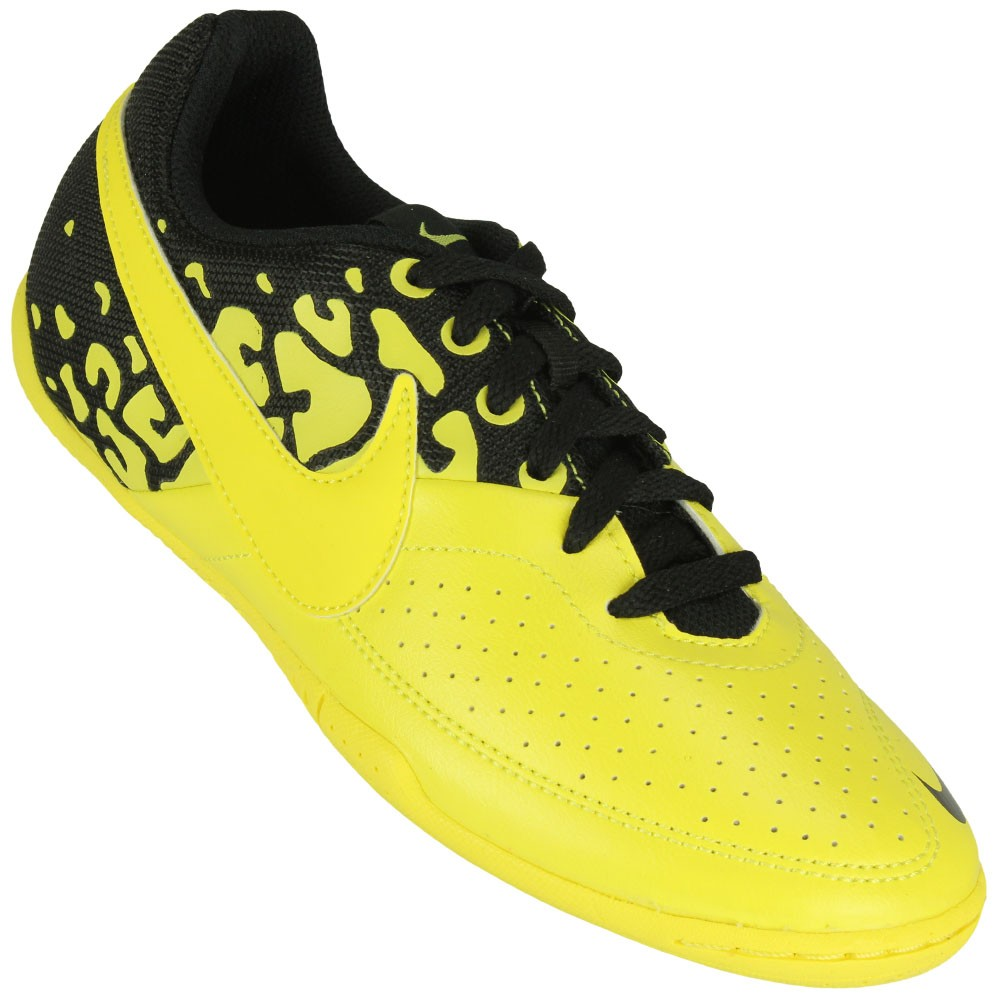 Chuteira Futsal Nike5 Elástico II Juvenil 8cfa13a4c6596