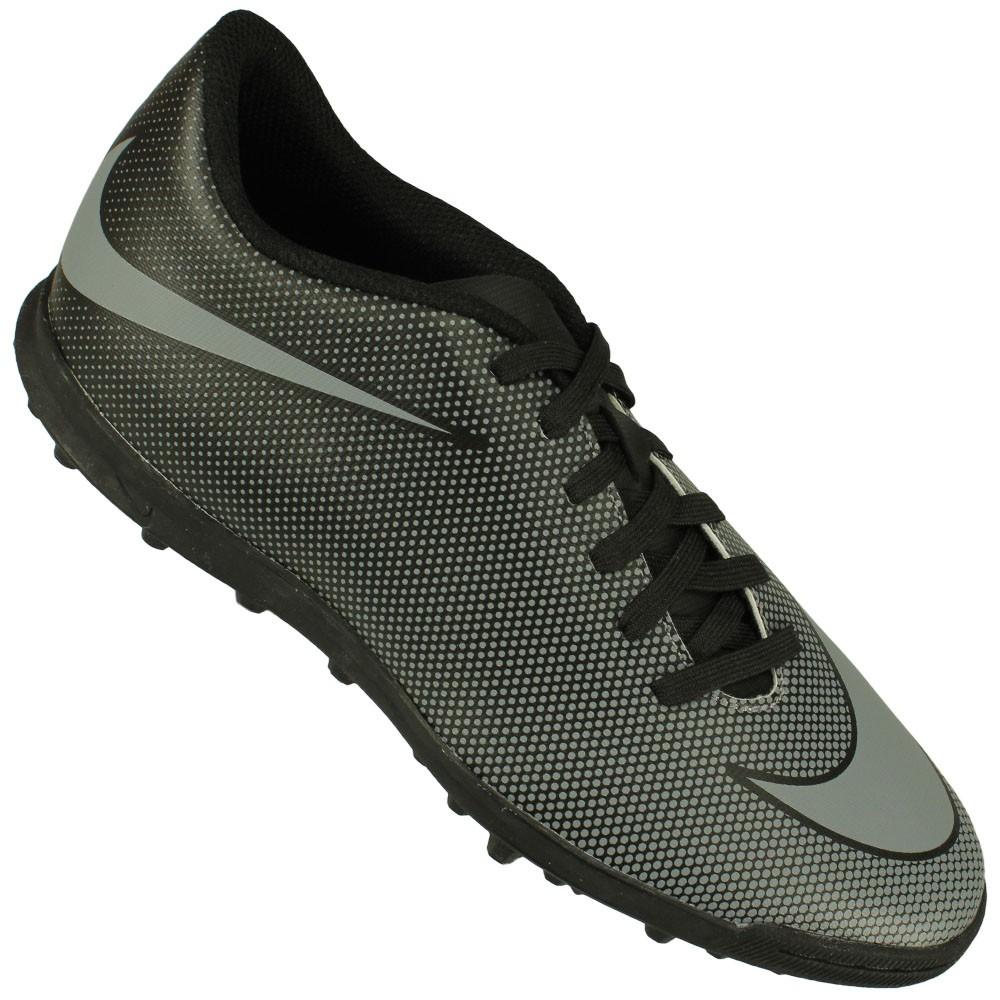 e08b3cea74 Chuteira Society Nike Bravata II TF