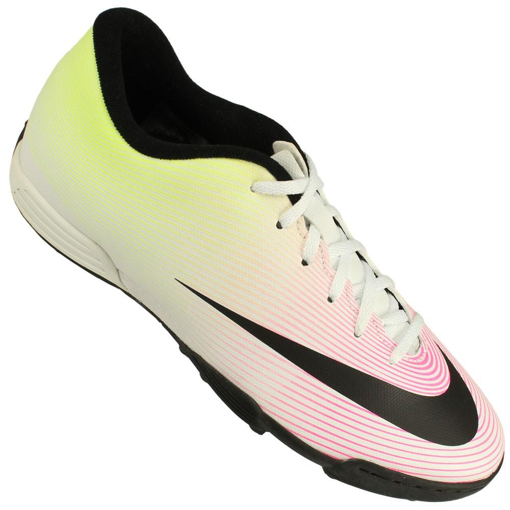 ae94a439655c9 Chuteira Society Nike Mercurial Vortex II TF