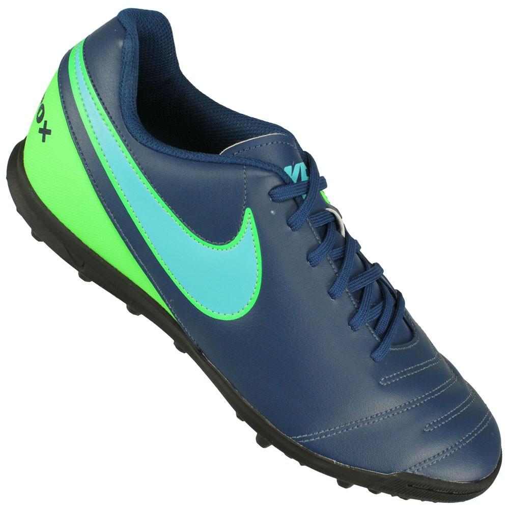 Chuteira Society Nike Tiempo Rio III TF 4f9fb2c6a448d