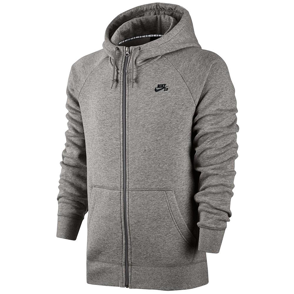16a3fc42102 Jaqueta Nike SB Icon Full Zip Hoodie